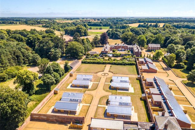 Thumbnail Equestrian property for sale in Sudbourne Park, Orford, Woodbridge, Suffolk