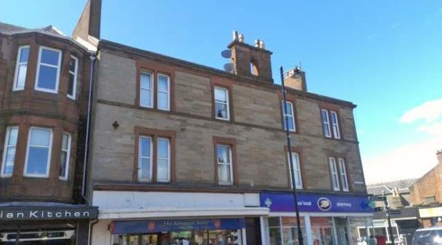 Thumbnail Block of flats for sale in Main Street, Prestwick