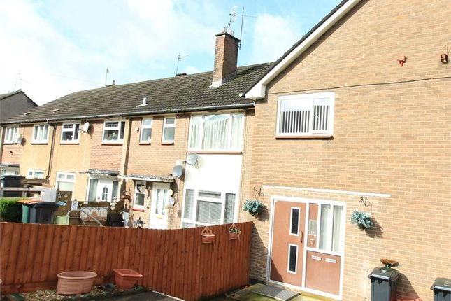 Thumbnail Flat for sale in Ogmore Crescent, Bettws, Newport