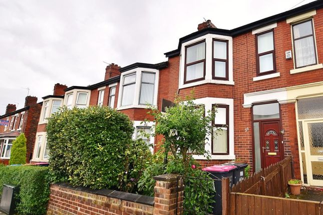 Thumbnail Terraced house for sale in Moorfield Road, Salford