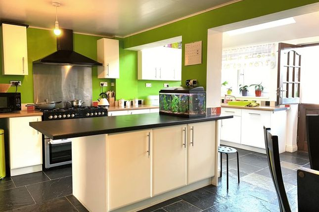 Thumbnail Terraced house for sale in Winston Close, Taunton
