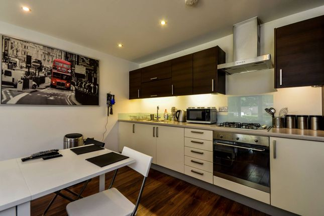 Thumbnail Flat to rent in Thomas Jacomb Place, Walthamstow