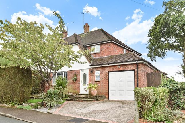 Thumbnail Semi-detached house for sale in Windlesham, Surrey