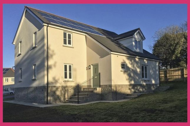 Thumbnail Detached house for sale in Plot 21, Green Meadows Park, Tenby