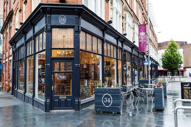 Thumbnail Pub/bar for sale in Rutland Street, Leicester