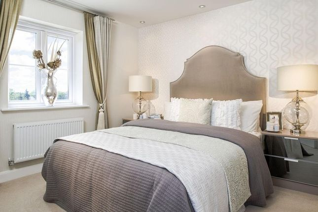 """Master Bedroom of """"Cornell"""" at Barons Road, Canford BH11"""