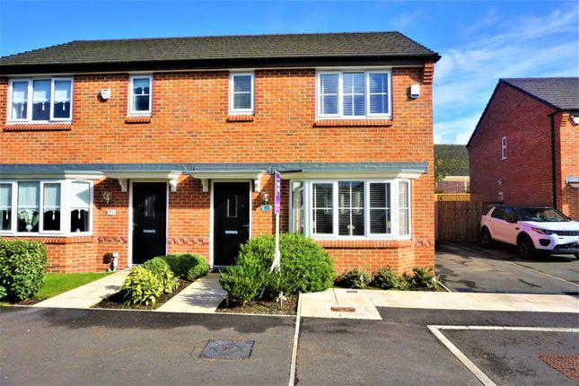 Thumbnail Semi-detached house for sale in Longridge Drive, Bootle