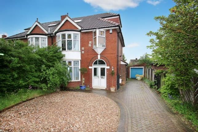 Thumbnail Semi-detached house for sale in Wickersley Road, Rotherham, South Yorkshire