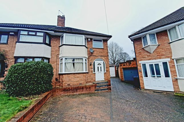 Thumbnail Property to rent in Denise Drive, Harborne, Birmingham