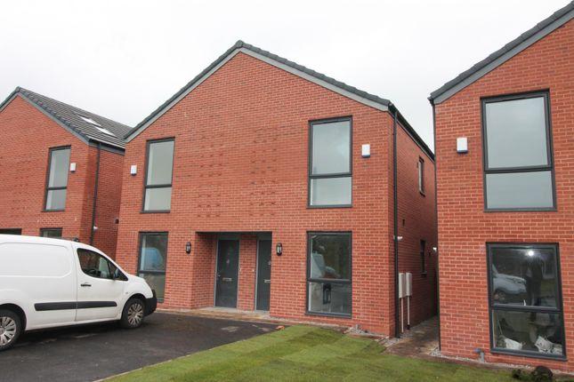 Thumbnail Town house to rent in Havannah Lane, St Helens, Merseyside