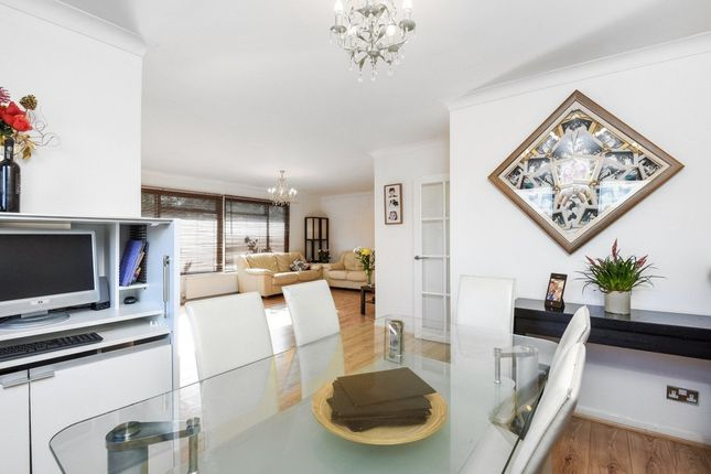 Thumbnail Detached bungalow for sale in Curzon Place, Eastcote, Pinner