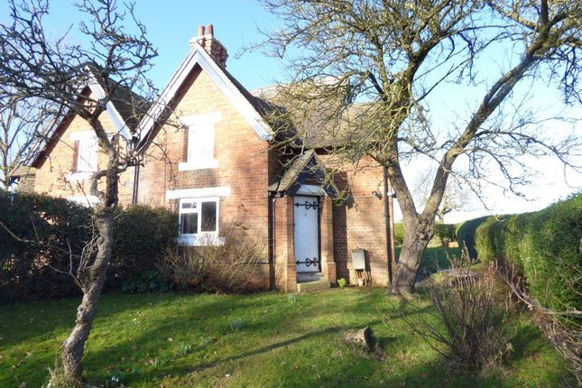 Thumbnail Cottage to rent in Smallwood Manor, Uttoxeter