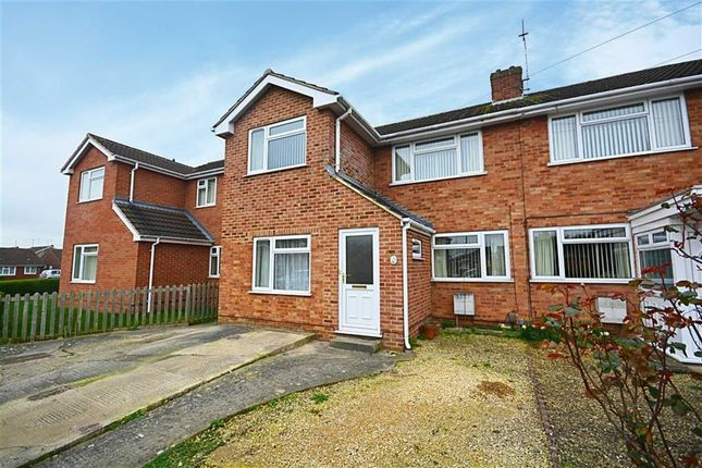 Thumbnail Semi-detached house to rent in Little Normans, Longlevens, Gloucester