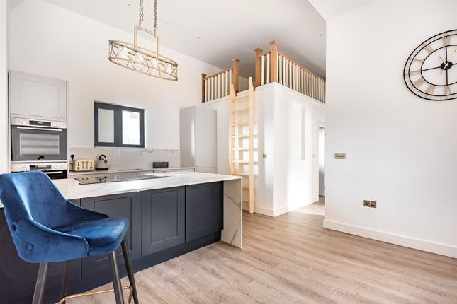 Thumbnail Penthouse for sale in Ivory Court, Lily Way, Palmers Green, London