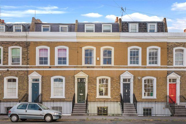 Thumbnail Terraced house for sale in Linton Street, Islington, London