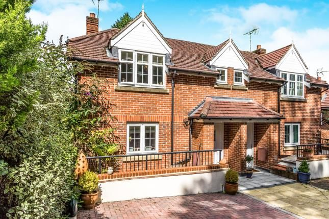Thumbnail Semi-detached house for sale in Alton, Hampshire