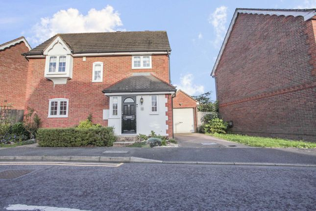 Thumbnail Detached house for sale in Bexley Gardens, Romford