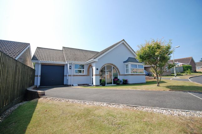 Thumbnail Detached bungalow for sale in Blyth Court, Westward Ho, Bideford