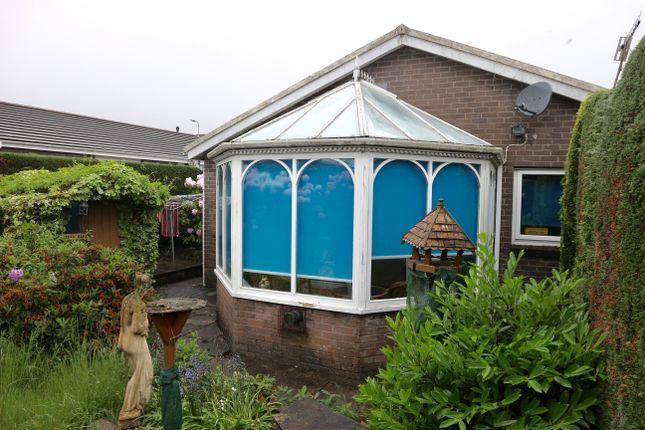 Thumbnail Detached bungalow for sale in Castle Park, Merthyr Tydfil