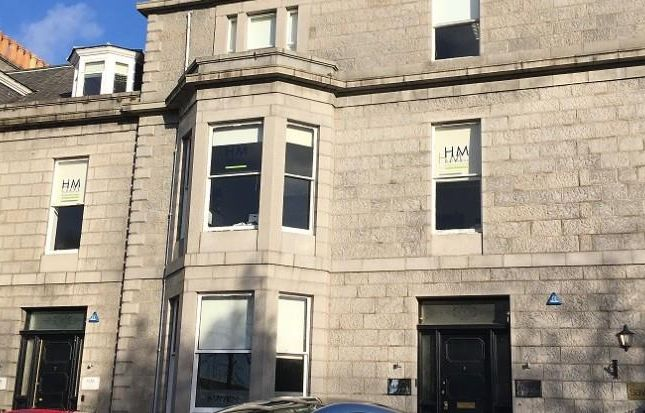 Thumbnail Office to let in Part Lower Ground Floor, 6 Queen's Terrace, Aberdeen
