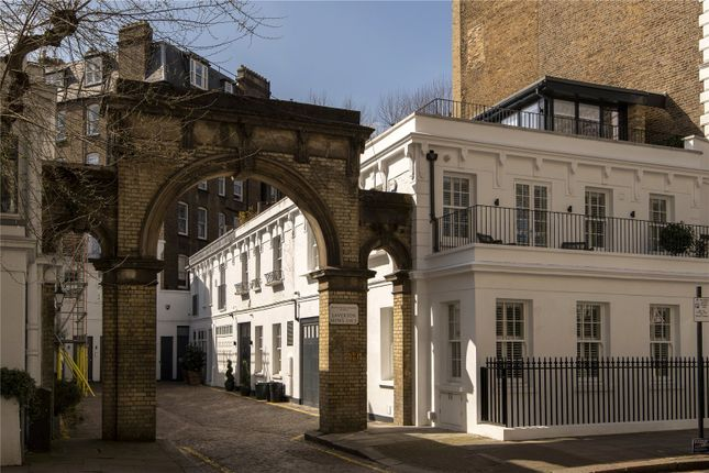 Thumbnail Mews house for sale in Laverton Mews, Earls Court, London