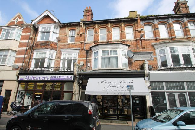Thumbnail Flat for sale in St. Leonards Road, Bexhill-On-Sea
