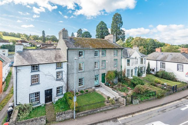 Thumbnail Terraced house for sale in West Street, Builth Wells