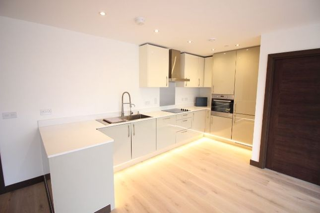 Thumbnail Flat to rent in Merlin Drive, Peterborough