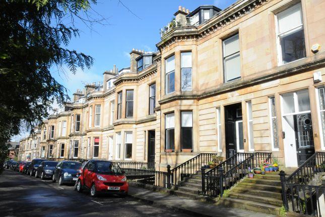 Thumbnail Flat for sale in Rosslyn Terrace, Glasgow
