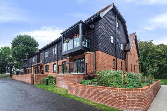 Thumbnail Flat for sale in Nightingale Hall, Stanbridge Lane, Awbridge, Romsey