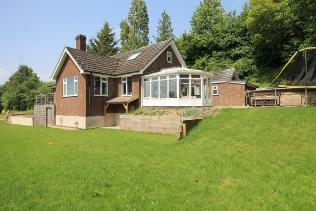 Thumbnail Detached house for sale in Shucknall Hill, Hereford