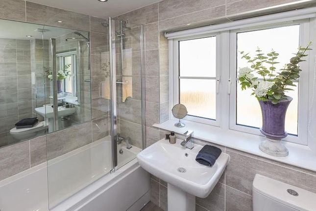 "Bathroom of ""Balmoral"" at Mey Avenue, Inverness IV2"