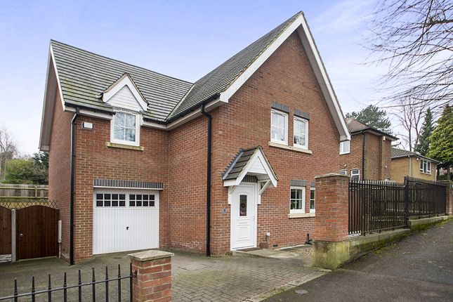 Thumbnail Detached house for sale in Nesfield Road, Ilkeston