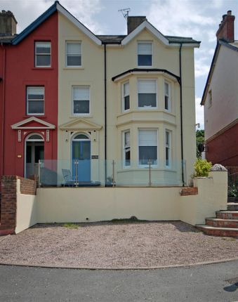 Thumbnail Semi-detached house for sale in Cliff Road, Borth