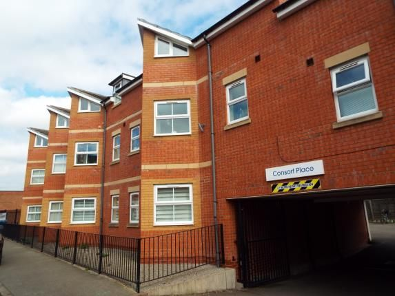 Front of Consort Place, 40 Shakleton Road, Coventry, West Midlands CV5