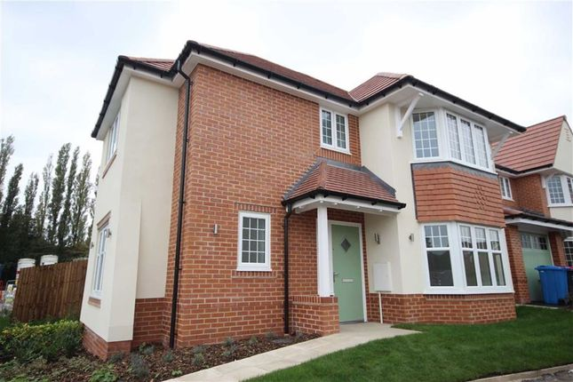 Thumbnail Detached house to rent in Cranleigh Drive, Worsley, Manchester