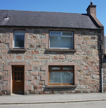 Thumbnail Terraced house to rent in 22 Church Street, Dufftown, Moray