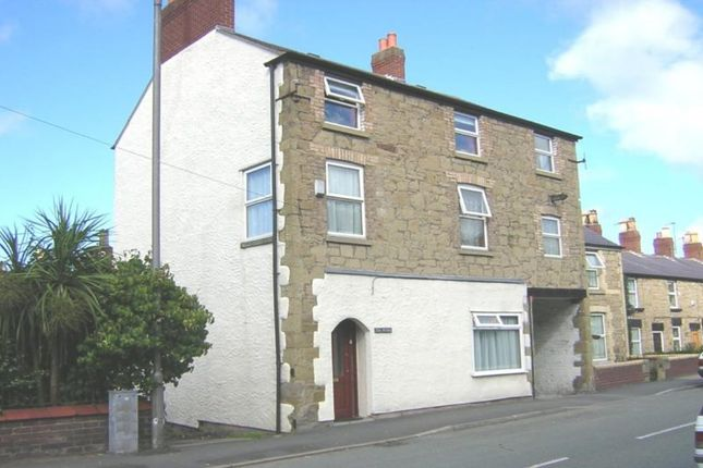 Thumbnail Detached house for sale in Main Road, Ffynnongroyw, Holywell