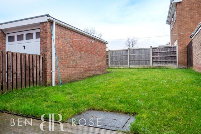 Garden of Whernside Way, Leyland PR25
