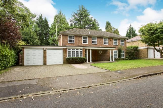 Front of Forest Road, Pyrford, Surrey GU22