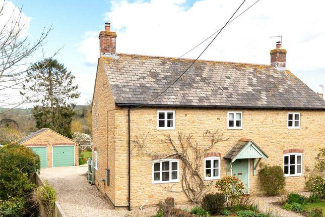 Thumbnail Detached house for sale in St James Road, Netherbury, Bridport, Dorset
