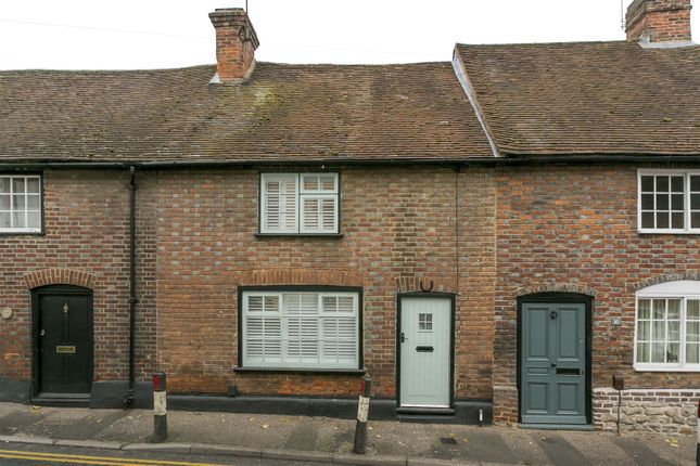 Thumbnail Terraced house for sale in High Street, East Malling, West Malling