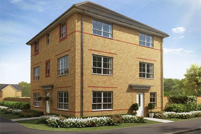 Semi-detached house for sale in Fernwood Village, Newark, Nottinghamshire.