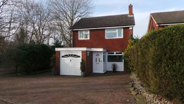 Thumbnail Detached house for sale in St Andrews Road, Sutton Coldfield, West Midlands