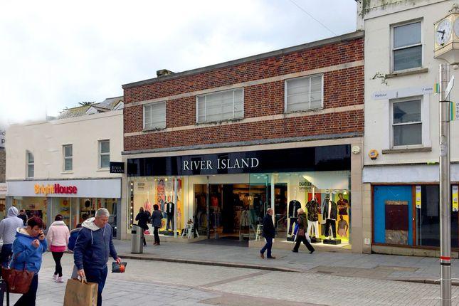 Thumbnail Retail premises to let in 42-44 Union Street, Torquay, Devon