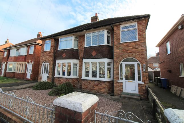 Thumbnail Semi-detached house to rent in Aintree Road, Thornton