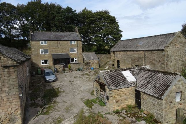 Thumbnail Detached house for sale in Alicehead Road, Ashover, Derbyshire