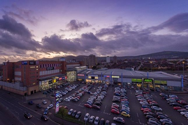 Thumbnail Commercial property to let in Cityside Retail And Leisure Park, York Street, Belfast, County Antrim