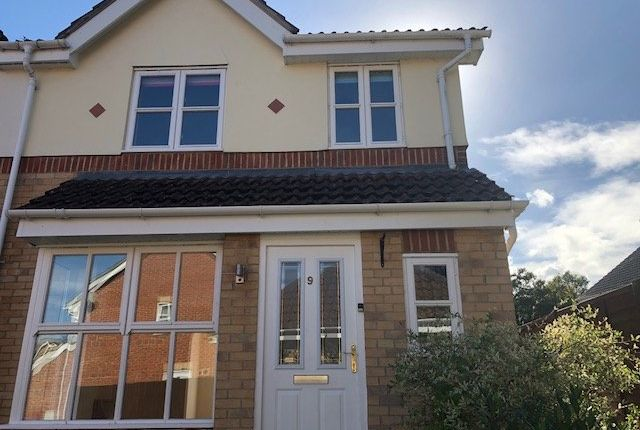Thumbnail Semi-detached house to rent in Hudson Close, Liphook