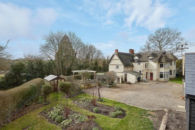 Thumbnail Detached house for sale in Bourn Road, Caxton, Cambridge